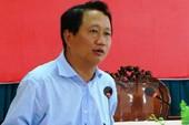 Vụ ông Trịnh Xuân Thanh: Xin ra khỏi Đảng khi đang bị xử lý vi phạm, được không?