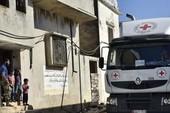 Ngừng bắn 11 tiếng ở TP Aleppo bị vây hãm
