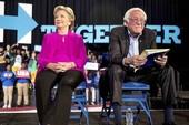 Bà Clinton đang hơn ông Trump gần 80 phiếu đại cử tri