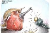 Clinton và Trump chạy nước rút