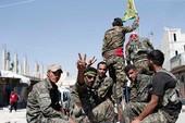 Lực lượng tấn công Raqqa là ai?