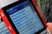 Làm sao để dẹp tin nhắn rác 'tra tấn' người dùng?
