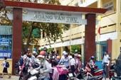 Đà Nẵng mở toang trường học vào ban đêm