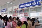 Hộ cận nghèo sẽ được Nhà nước hỗ trợ 100% BHYT