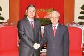 Kiên trì phát triển quan hệ hợp tác Việt-Trung