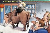Chiến tranh thương mại Mỹ-Trung bùng nổ?