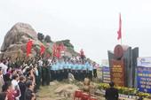 Điểm cực Đông trên đất liền ở Khánh Hòa hay Phú Yên?