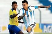Thật may mắn nếu U-20 Argentina đến Việt Nam thi đấu