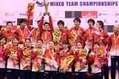 Cầu lông Nhật Bản giành chức vô địch châu Á
