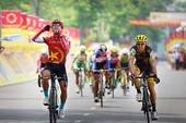 Xe đạp Việt Nam mong huy chương giải châu Á