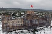 Nga xây mô hình tòa nhà Quốc hội Đức để tập trận
