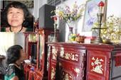 Vợ Thiếu úy Lữ Anh Dồi: 'Hãy vững tin vào công lý!'