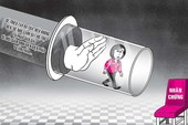 Vụ tiêm HIV trẻ: Nữ giám đốc chủ mưu thành nhân chứng