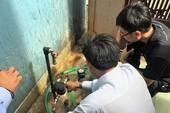 Việt kiều muốn lắp đồng hồ nước thông minh