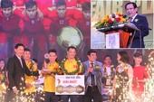 Danh hiệu FairPlay 2016 thuộc đội tuyển Futsal Việt Nam