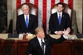 Tổng thống Trump ghi điểm ngoạn mục tại Quốc hội