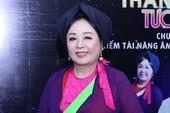 NSND Thu Hiền lần đầu làm giám khảo game show