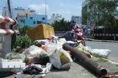Cầu Lý Phục Man thành bãi rác tự phát