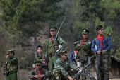 Myanmar giao tranh ác liệt, dân chạy nạn qua Trung Quốc