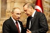 Thổ Nhĩ Kỳ đối đầu EU, Nga 'mừng thầm'