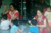 Bữa ăn trong nước mắt của 9 đứa trẻ