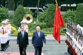 VN coi trọng hữu nghị hợp tác với các nước Trung Đông