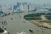 Đề xuất siêu đường ven sông dài nhất TP.HCM