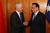 """Ông Trump lơ Úc, Trung Quốc """"ngư ông đắc lợi"""""""