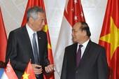 Việt Nam - Singapore ký kết nhiều văn kiện hợp tác