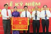 Sở Tư pháp TP.HCM nhận bằng khen của Thủ tướng