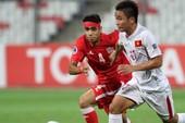 U-20 Việt Nam vừa chạy vừa xếp hàng