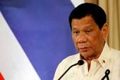 Sự bất đồng của ông Duterte và tướng lĩnh