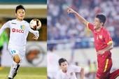 U-20 Việt Nam với Nguyễn Quang Hải và Hà Đức Chinh