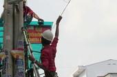 'Chợ' tiêm chích ở Hóc Môn đã vãng khách
