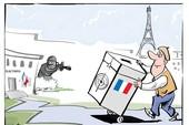 Kẻ bắn cảnh sát Pháp không có dấu hiệu cực đoan