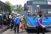 TP.HCM tăng 1.350 chuyến xe buýt phục vụ lễ 30-4