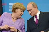 Thủ tướng Đức sang Nga 'đãi cát tìm vàng'
