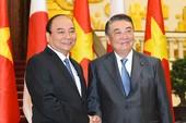 Thủ tướng Chính phủ tiếp chủ tịch Hạ viện Nhật Bản