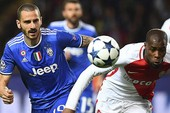 Champions League, Juventus-Monaco: Dễ cho 'ngựa vằn'