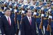 Trung Quốc rất coi trọng quan hệ hợp tác với Việt Nam