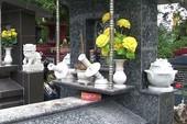 17 ngôi mộ ở Nhà Bè bị đập phá