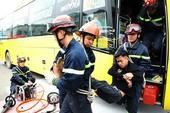 Kỹ năng thoát hiểm khi xe khách gặp nạn