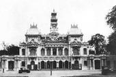 Hệ thống quản lý đô thị Sài Gòn 150 năm trước