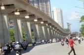 Hà Nội muốn vay 62.000 tỉ đồng làm 2 tuyến đường sắt