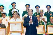 Cụm công trình về Trường Sa đạt Giải thưởng Hồ Chí Minh