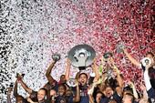 Monaco vô địch Ligue 1