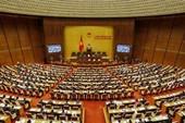 Hôm nay, khai mạc kỳ họp thứ 3, Quốc hội khóa XIV