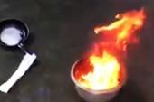Gần 50 giếng nước châm lửa cháy ngùn ngụt