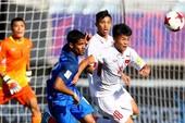 U-20 Việt Nam-U-20 Pháp (0-4): Thua thế còn ít!