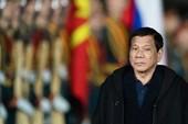 Ông Duterte cảnh báo thiết quân luật toàn quốc